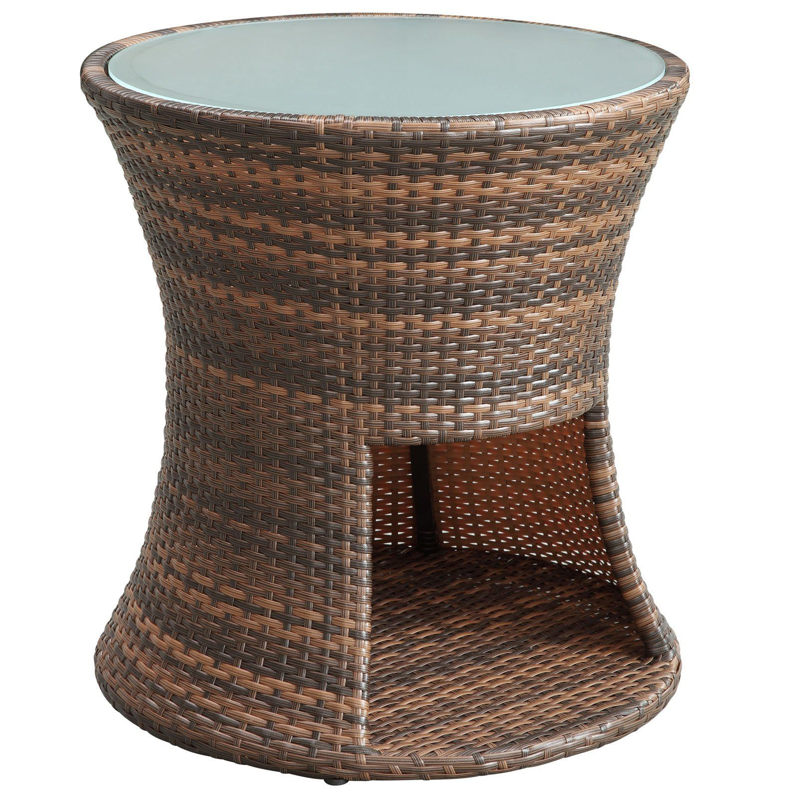 Modway Furniture Strum Patio Outdoor Patio Side Table EEI 1002 EXP
