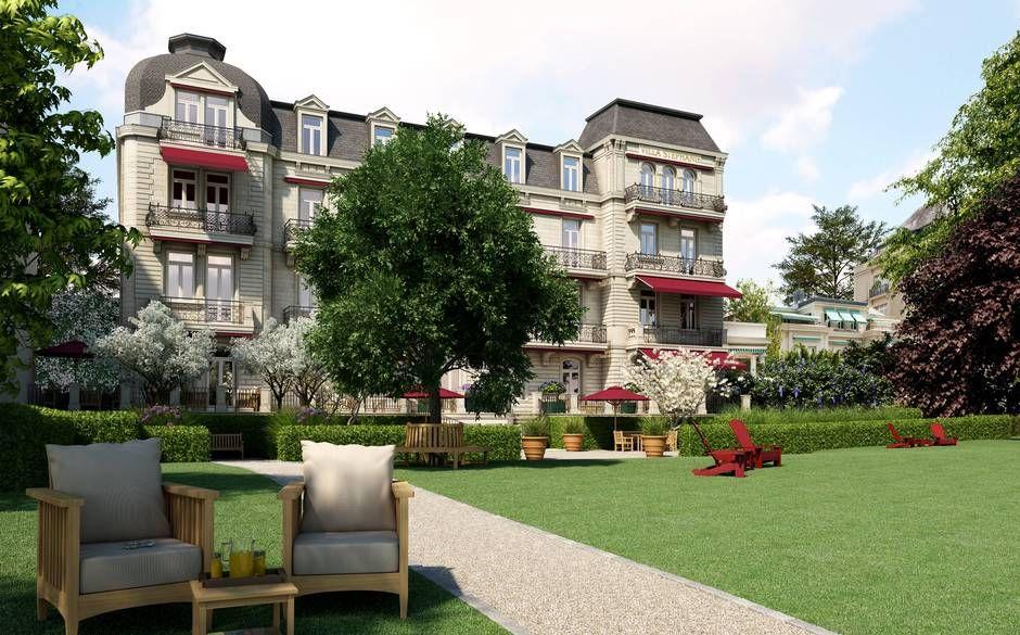 New luxury hotel openings around the world Spa, Villa