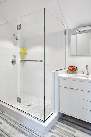 Elegant Dimensions for Small Bathroom
