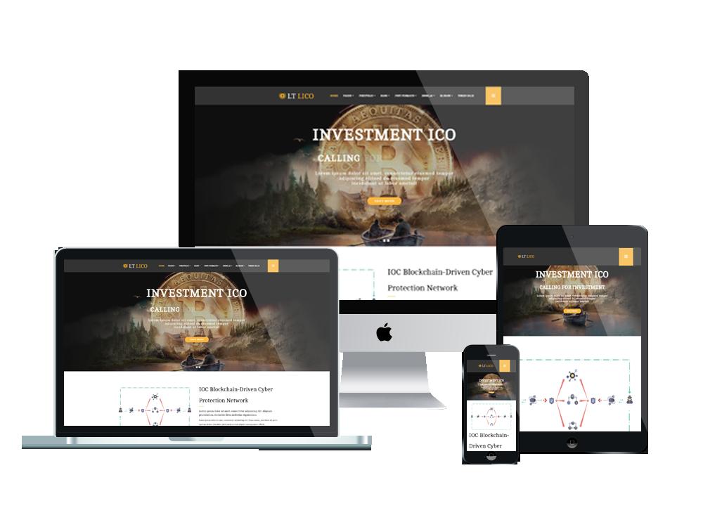 Top Best Joomla Cryptocurrency Website Template 2020 Joomla Templates Website Template Joomla