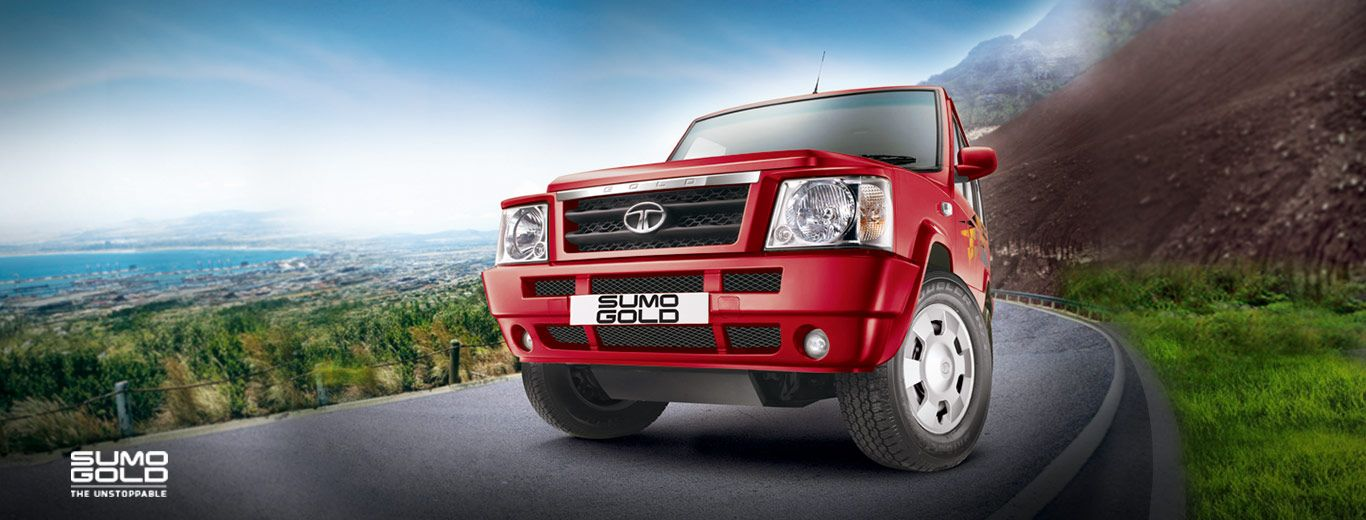 Tata Sumo Gold Most Affordable 7 8 9 Seater Muv Car In India