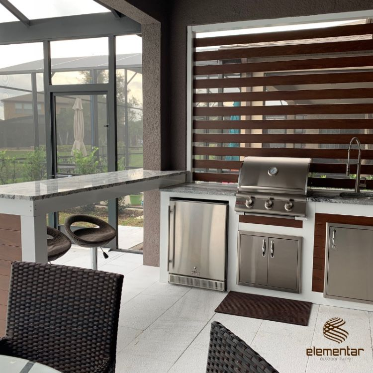 Pin by Elementar Outdoor Living on Summer Kitchen (With ... on Elementar Outdoor Living  id=90184