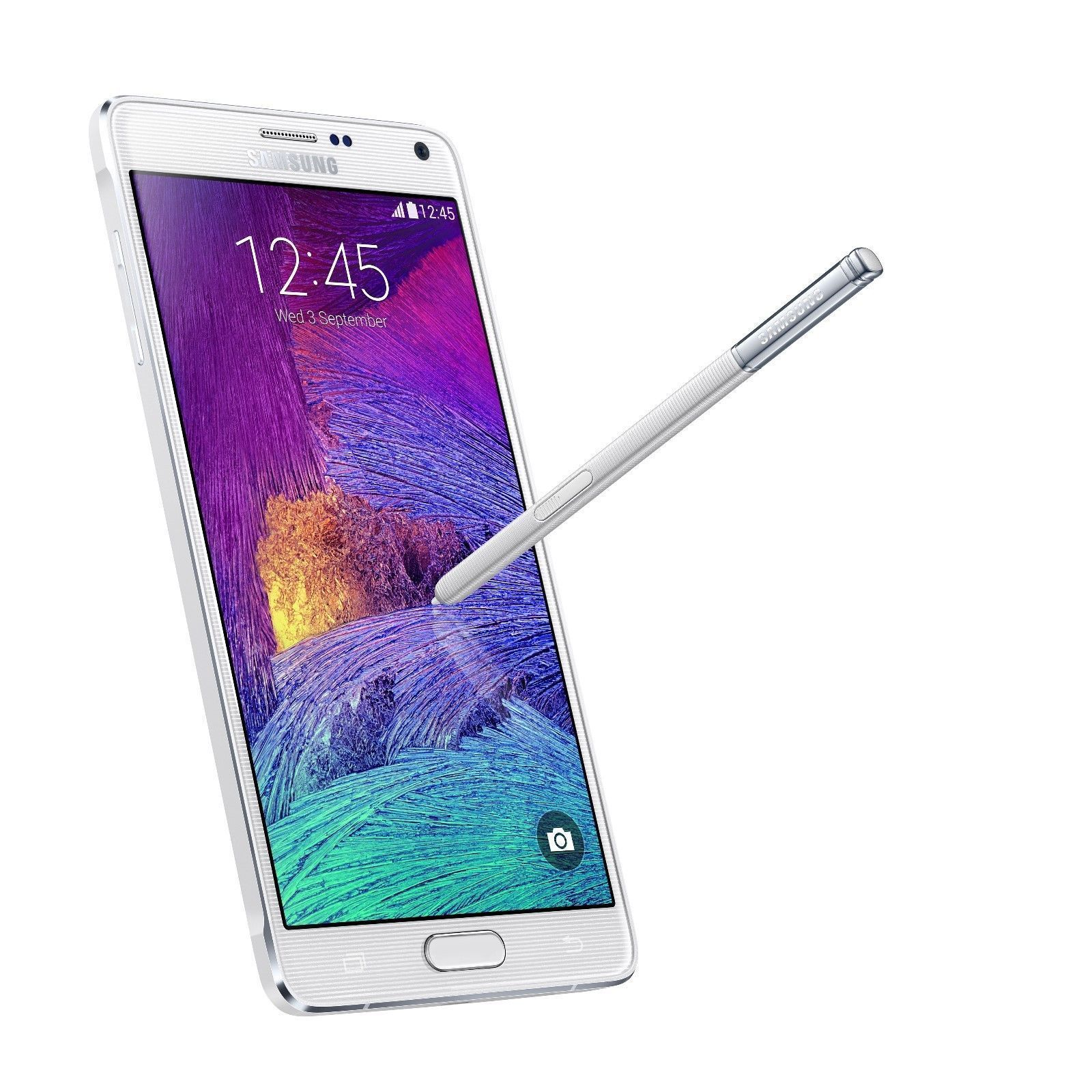 Samsung Galaxy Note 4 SM N910A 32 GB AT&T Mobile