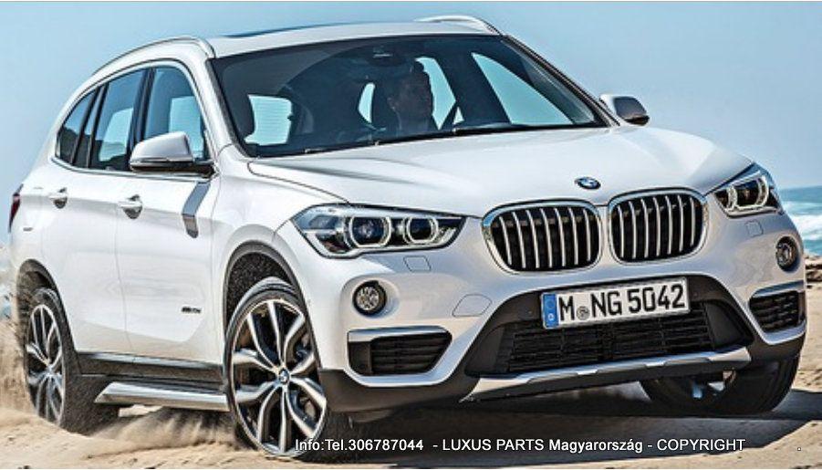 BMW X1 től Alkatrészek új vagy Bontott Fényszóró, Lámpa