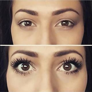 Our before and afters don't lie! Get your Younique 3D Fiber Lash mascara and you will never go back to other brands. https://www.youniqueproducts.com/jessicasullivan
