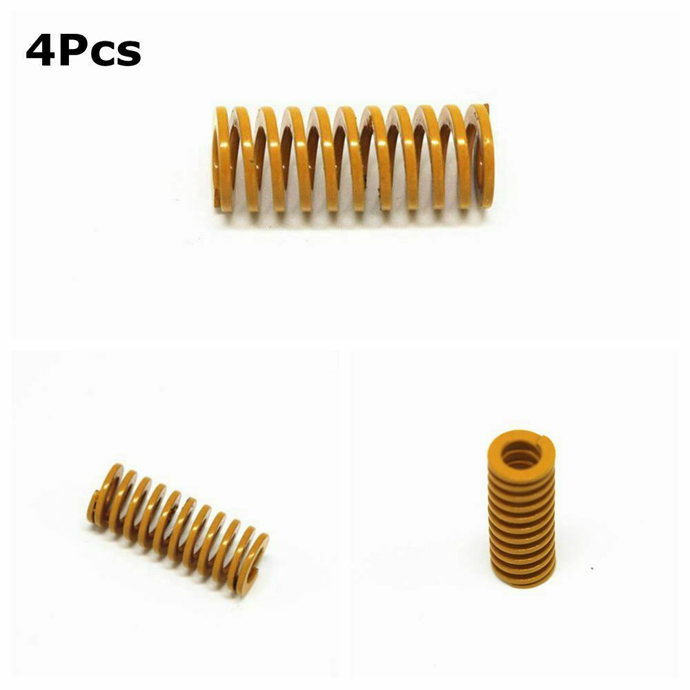 3D Printers Compression Heated Bed Springs Fit for Ender 3 Creality CR-10 10S