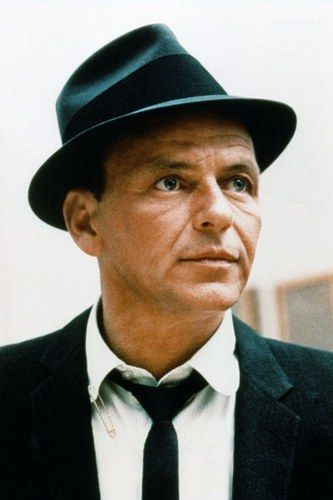 This style of fedora is very popular today. Sinatra wore it best. e9460833570