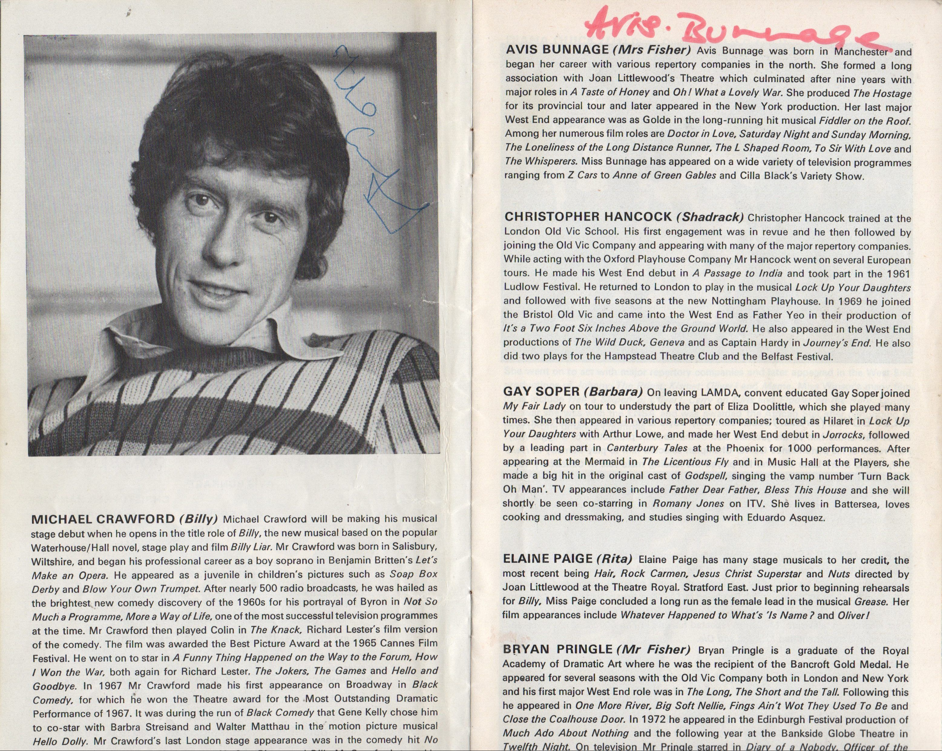 Michael Crawford (born 1942) Michael Crawford (born 1942) new pictures