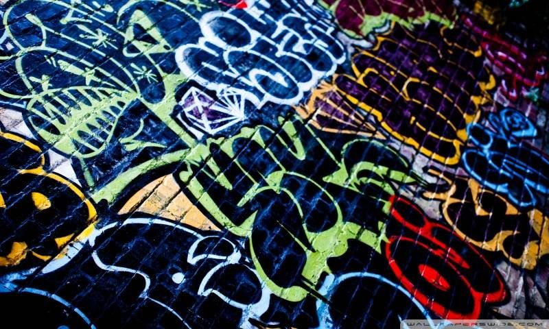 Lumia Artistic Graffiti Wallpaper ID 800x480 Wallpapers For Mobile
