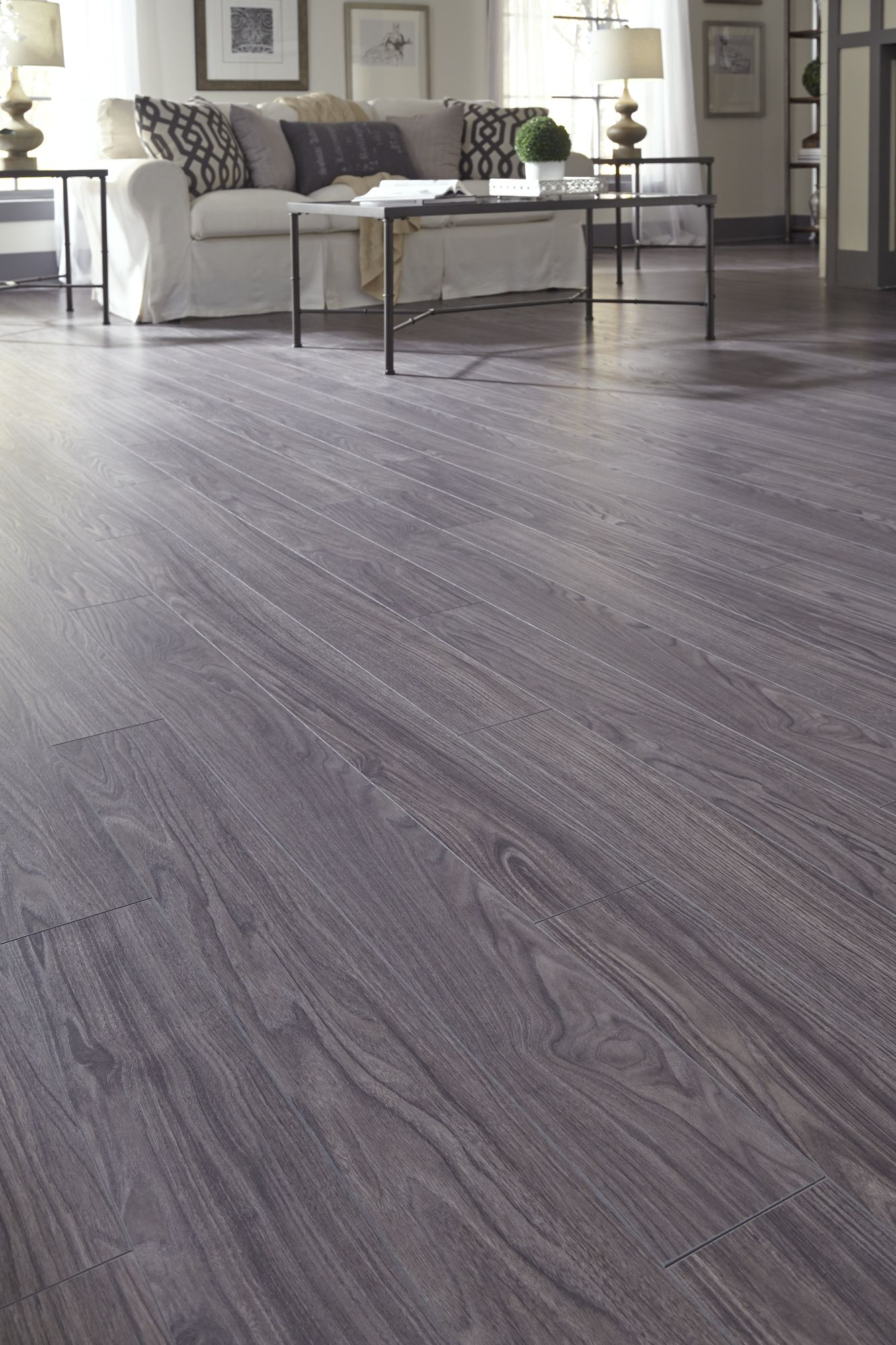 Laminate is in budget and is durable and lasts a very long time ...