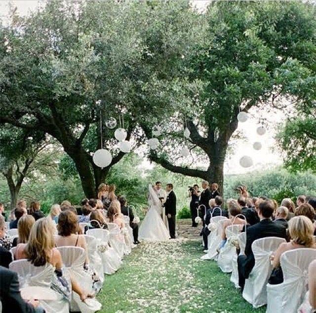 Outdoor Wedding Ceremony Rockford Il: Bröllop Utomhus
