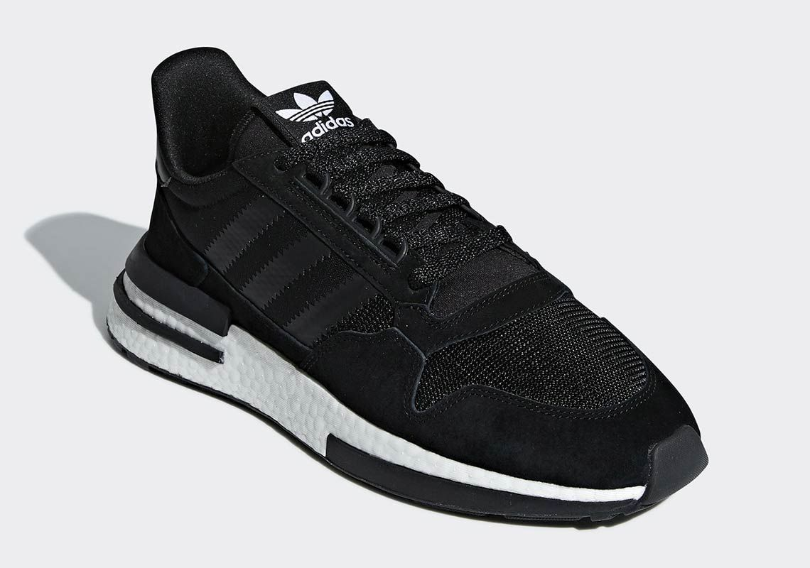new product d56a5 5f1bb The adidas ZX500 RM Will Also Release In Core White And Core Black