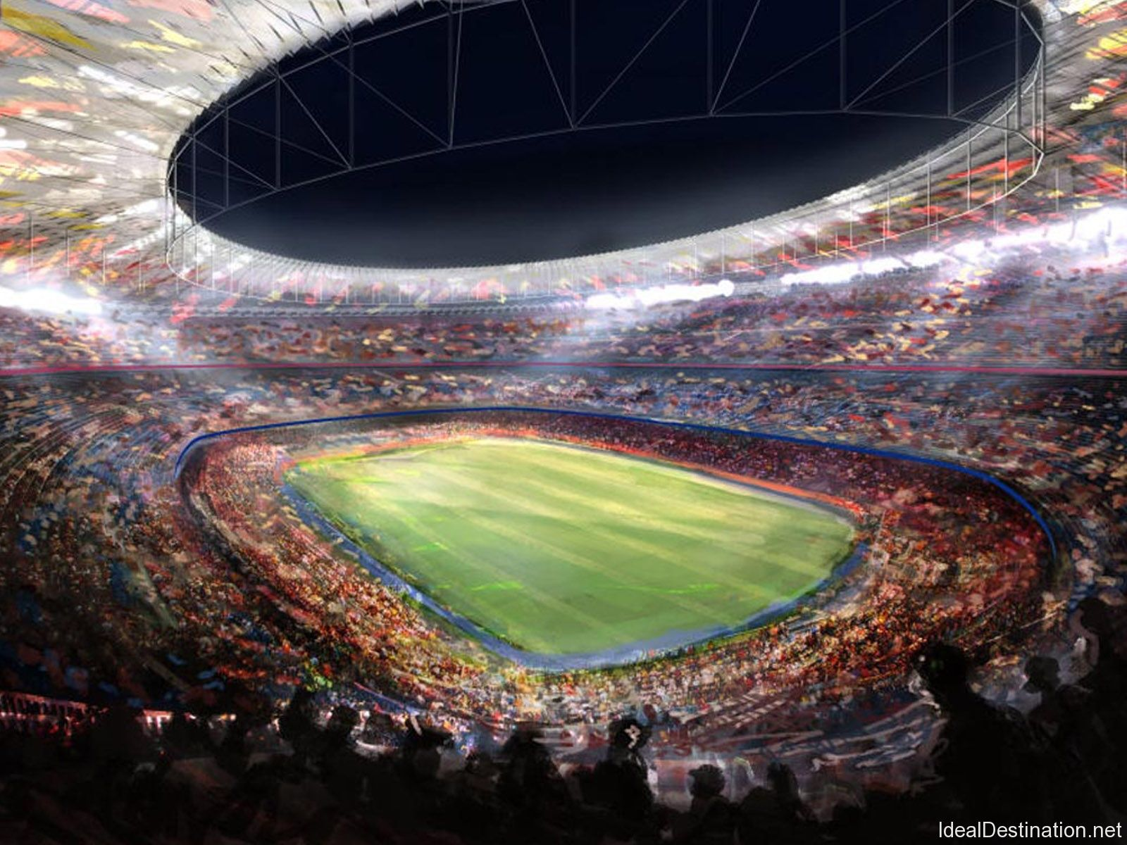 Reasons To Visit Barcelona Camp Nou Stadium Pictures Free - 10 soccer stadiums you need to visit