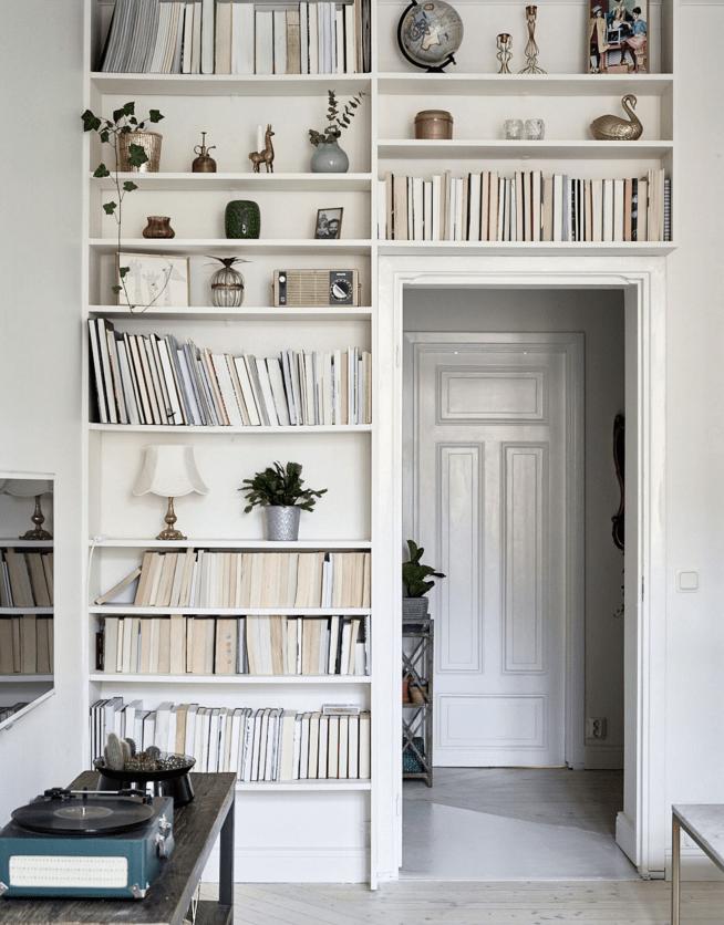 The Best Bookshelf Decor Ideas On Pinterest Right Now Muebles De