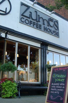 Zume S Coffee House In Charlestown Ma A Local Favorite