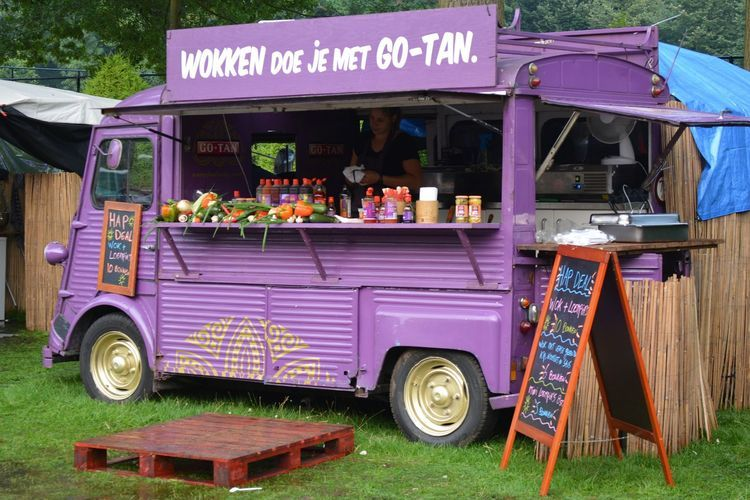Everything You Need to Write a Food Truck Business Plan | Food truck ...