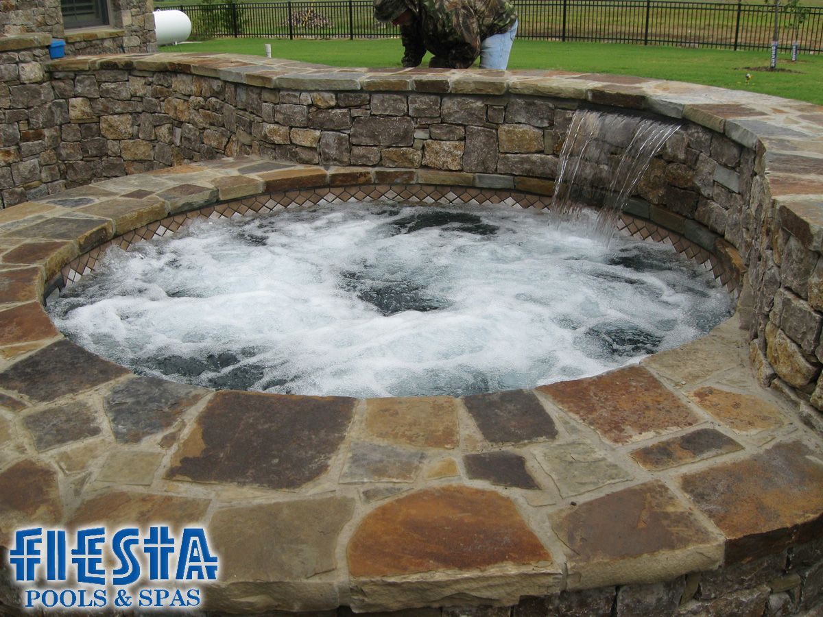 Image Detail For Photo Gallery Pools Hot Tubs Backyard