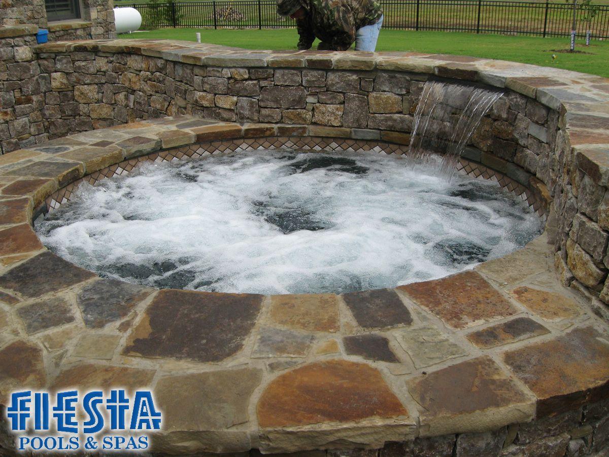 Jim Glover Tulsa >> in ground hot tub   In-ground hot tub   Tranquilo   Pinterest