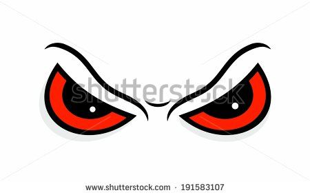 Image from http://thumb101.shutterstock.com/display_pic_with_logo/2036213/191583107/stock-vector-evil-eyes-191583107.jpg.