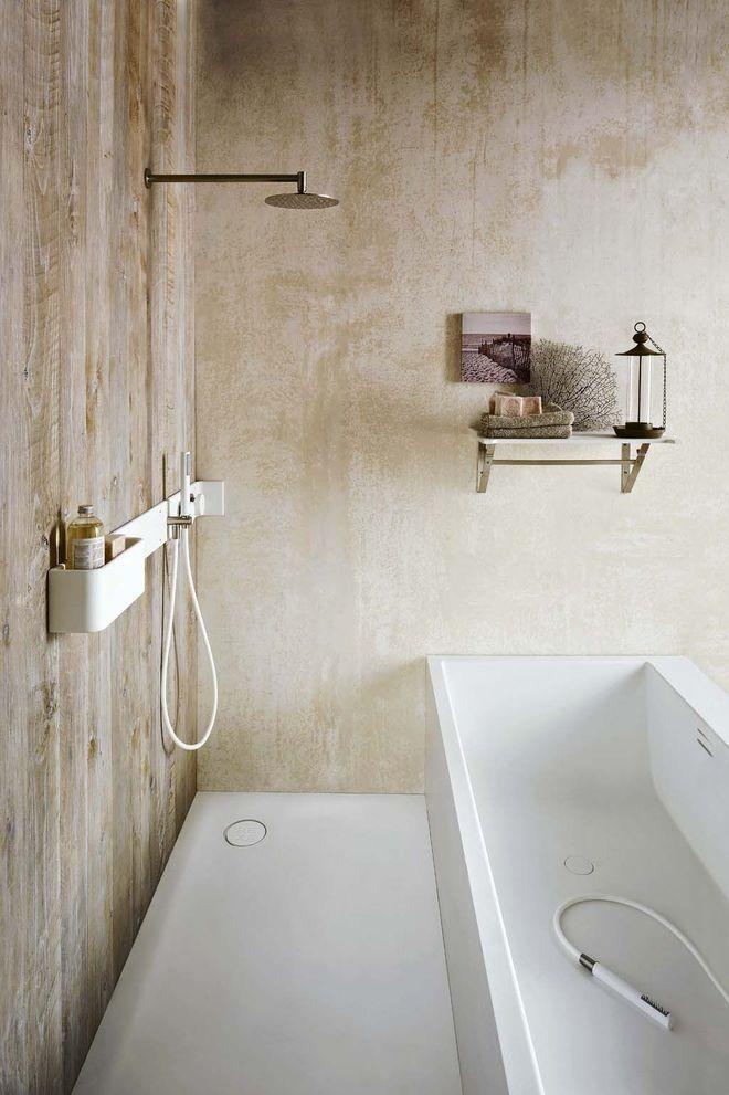 Salle de bains design luxe  douche, vasque, baignoire - salle de bains design photos