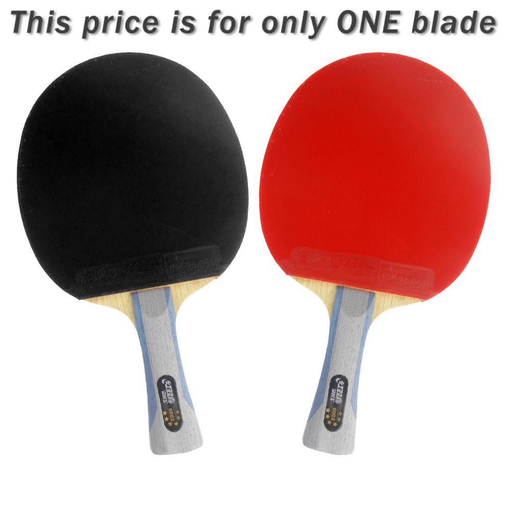 Dhs 6002 Long Shakehand Fl Table Tennis Ping Pong Racket A Paddle Bag Shakehandlong Handle Fl Affiliate