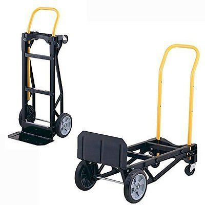 Moving Dolly Convertible Hand Truck Dual Purpose Appliance