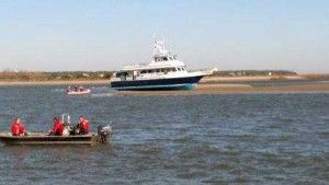 Bald Head Island Ferry Runs Aground After Leaving Southport; 13 Injured