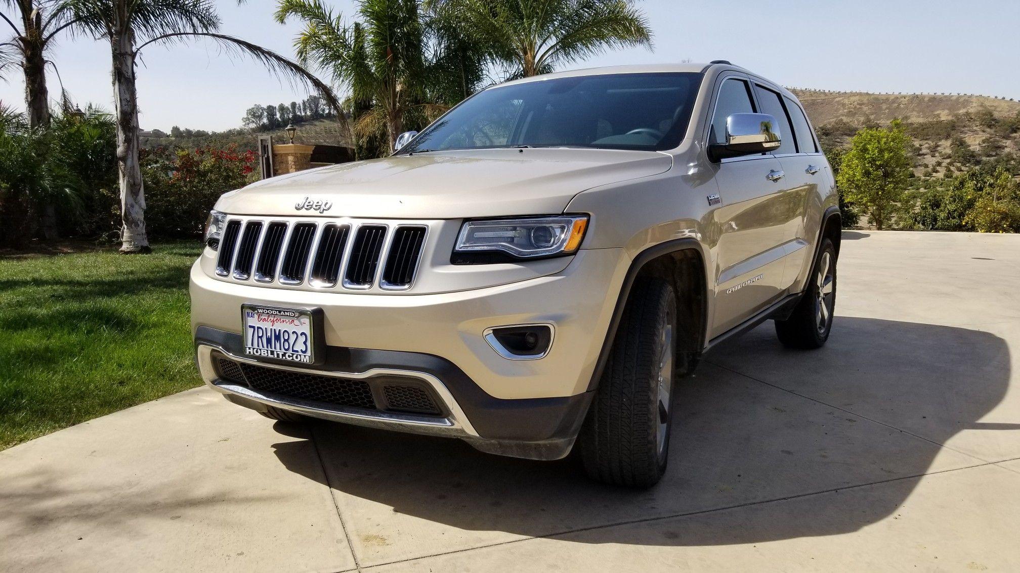2015 Jeep Grand Cherokee 5 7 L Hemi Jeep Grand Cherokee Jeep Grand 2015 Jeep