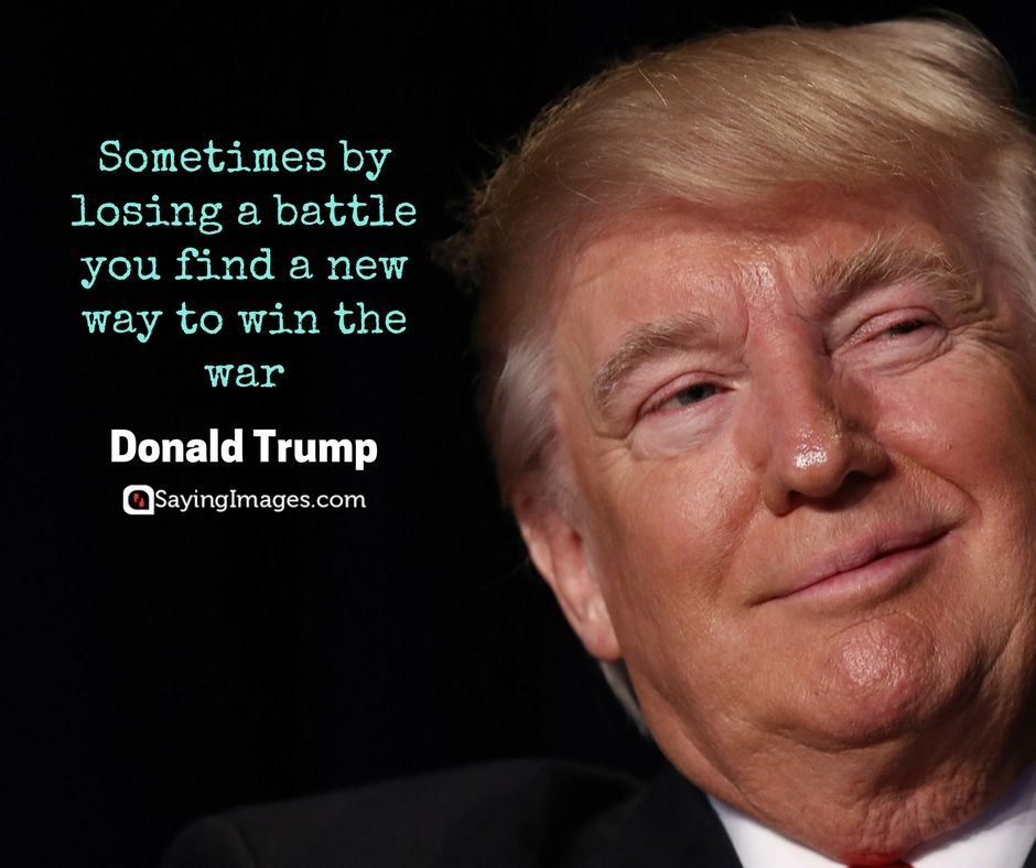 Trump Quotes Alluring 50 Donald Trump Quotes That Will Surely Inspire You #sayingimages