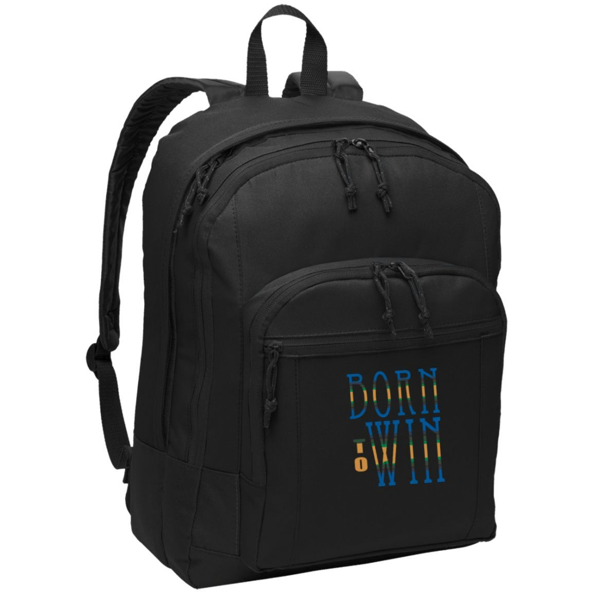 BORN TO WIN! Basic Backpack – WAM Shopping