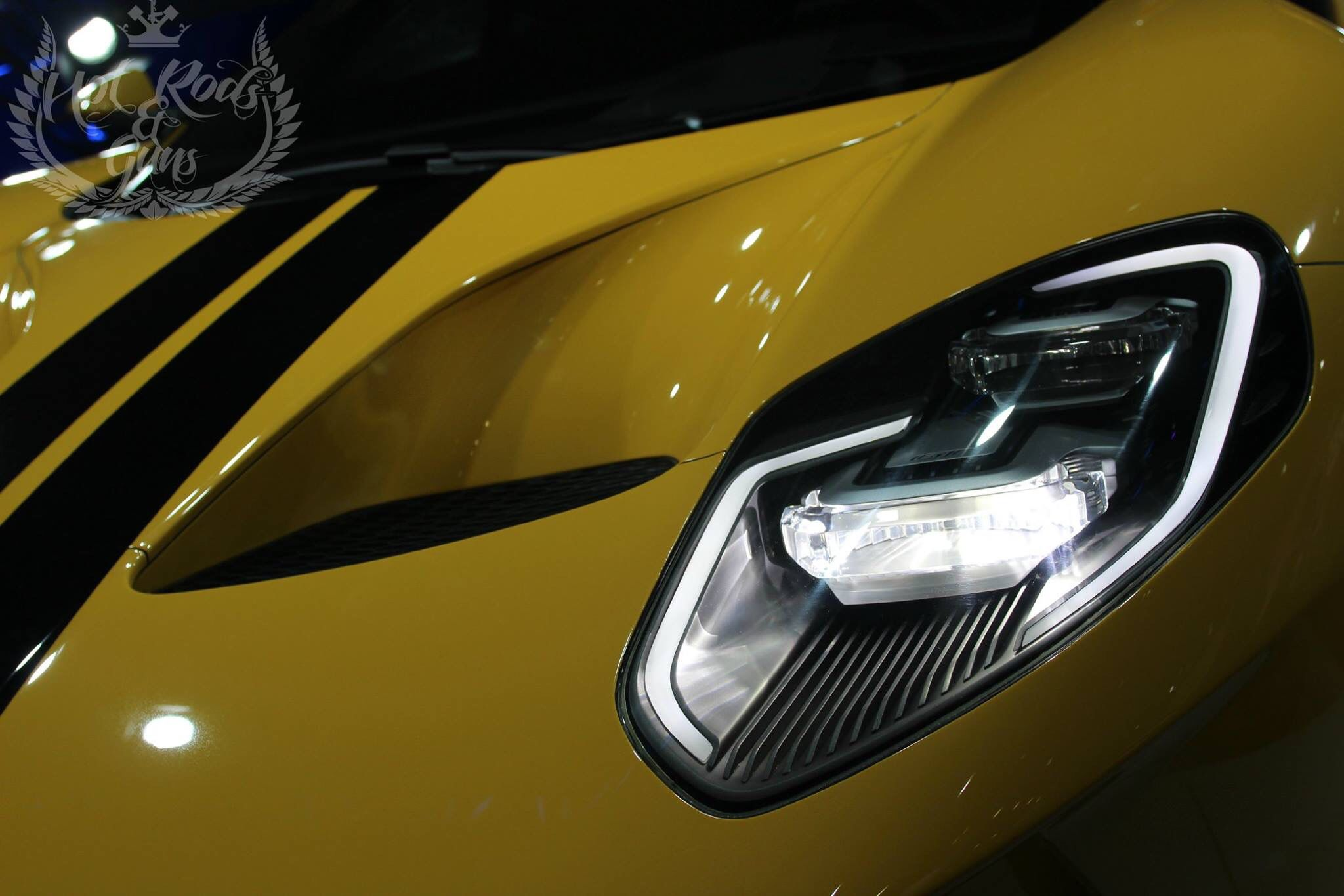 What Do You Think About The Ford Gt Headlights Hrg Fordgt Hotrodsandguns Exoticcars Fordgt Fordgt Semashow Sema