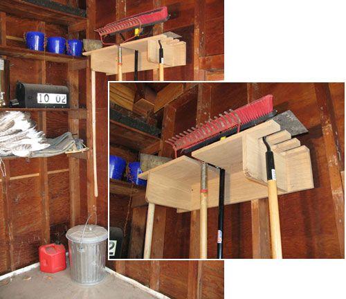 Garage Tool Organizer Plans Free Plans For All Kinds Of Garage Storageu2026