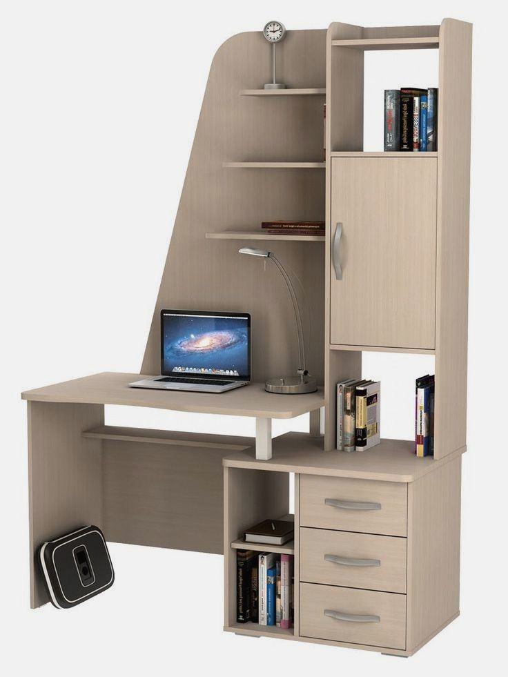 10 Classy Computer Desks To Get On Amazon For Small Spaces Decor Ideas Setup Workstations Office Table Design Computer Desk Design Computer Desks For Home