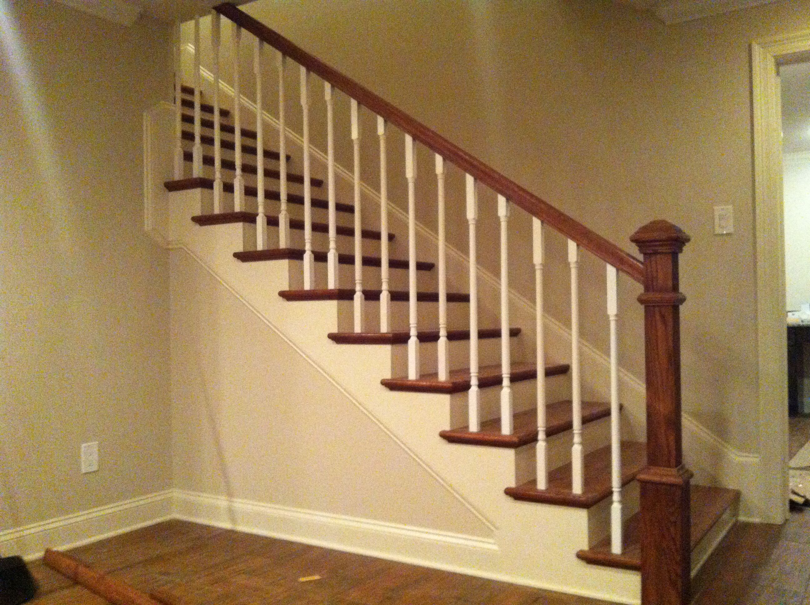 Best Basic Staircase Stairs Staircase Decor Design 400 x 300