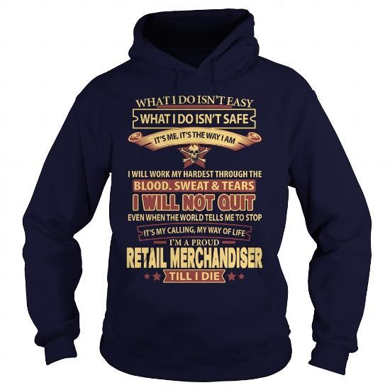 RETAIL-MERCHANDISER Job Shirts Pinterest Funny, Tees and The o