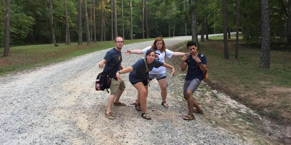 13 Reasons Why Working At A Christian Summer Camp Is The