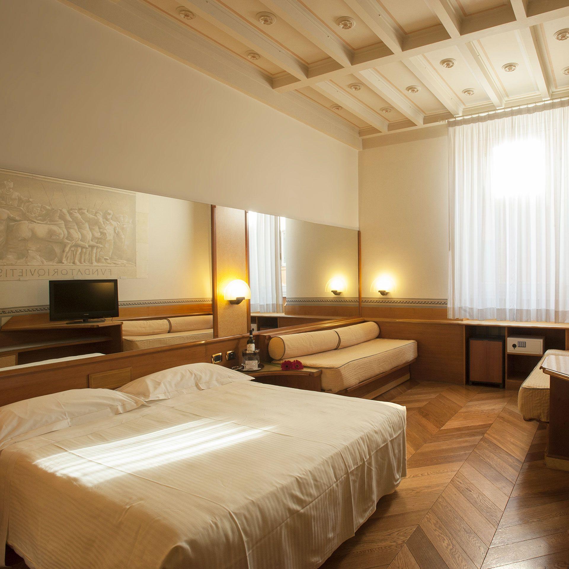 Rome Hotel Near Vatican Sant Anna 3 Star