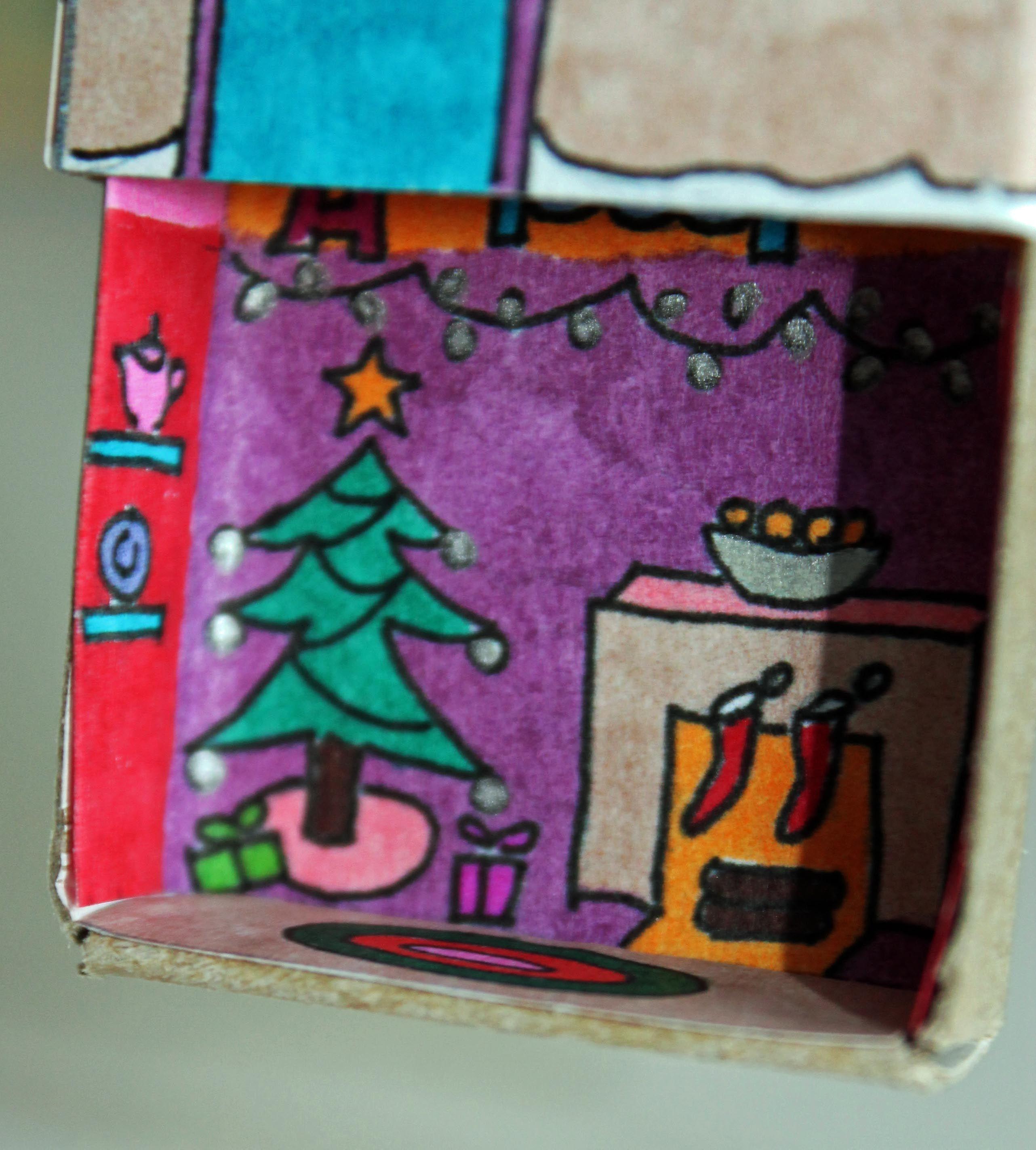Matchbox House Original Make Your Own Matchbox House Mr