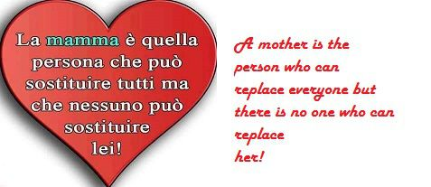 Italian Mothers Day Saying Italian Proverbs Mothers Day Saying Mother Quotes