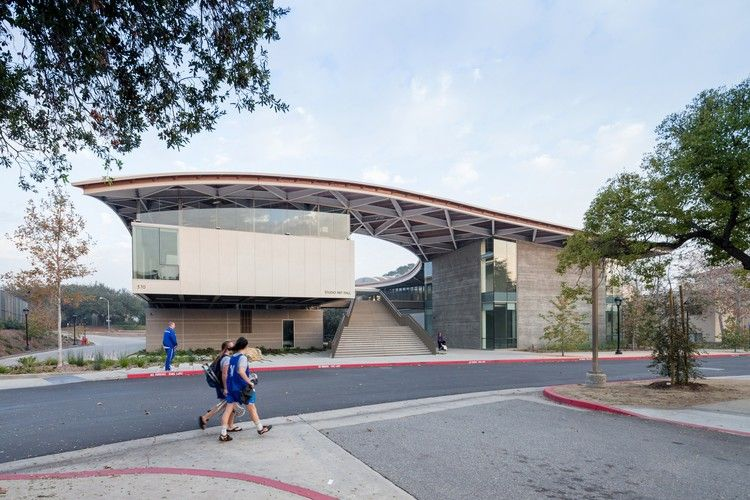Inspirational Architecture Colleges In California