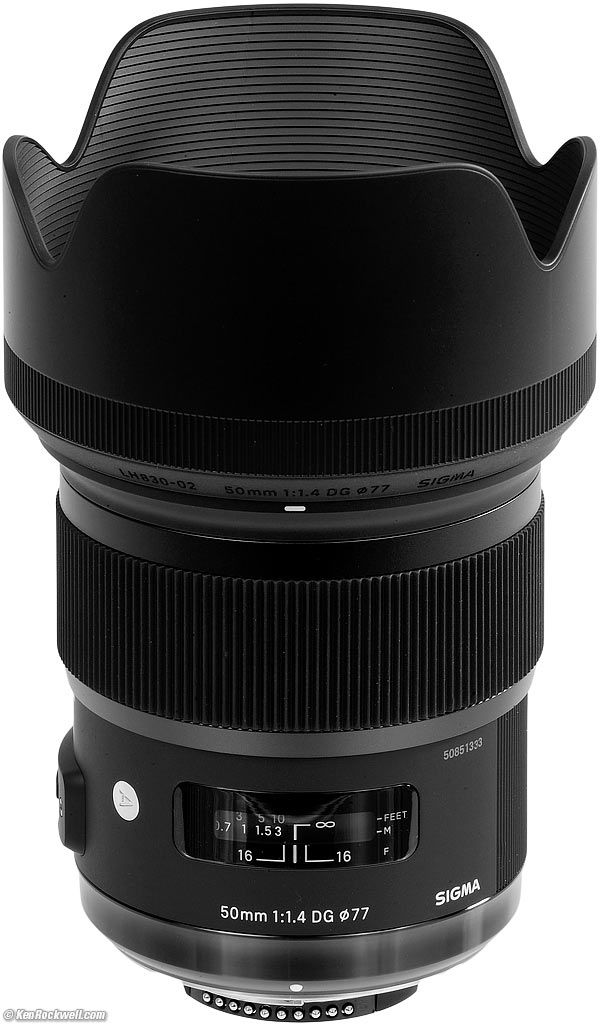 Sigma 50mm F 1 4 Review Photo Equipment Sigma F 1