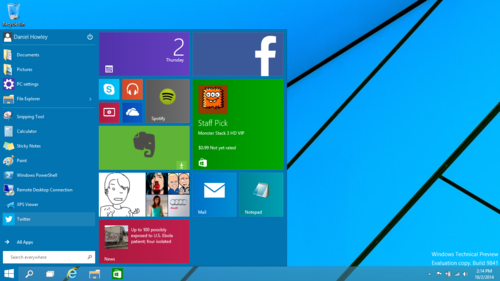Windows 10 Preview: 6 Features You'll Want #windows10