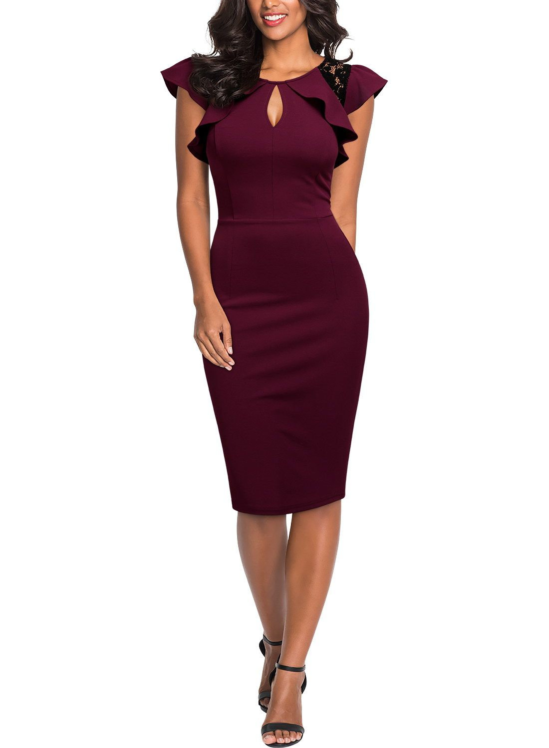 Free 2 Day Shipping Buy Miusol Women S Formal Work Pencil Dresses Cocktail Party Bodycon Dresses Win Bodycon Dress Parties Cocktail Dress Party Bodycon Dress [ 1500 x 1100 Pixel ]