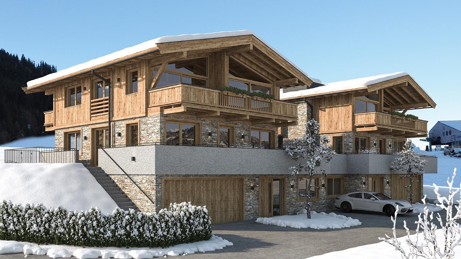 Häuser österreich