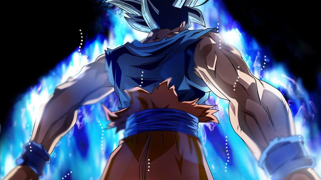 Goku, dragon ball super, 5k, anime wallpaper Dragon ball