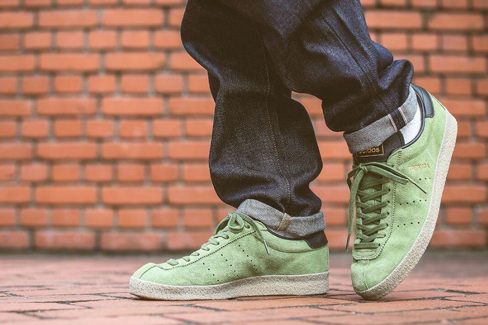 adidas Originals Topanga Clean: Green