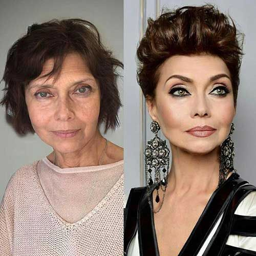 Photo of Classy pixie haircuts for older women