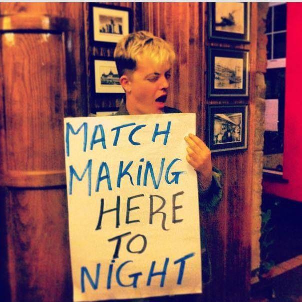 Irland matchmaking Festival 2014 perks av dating du mening