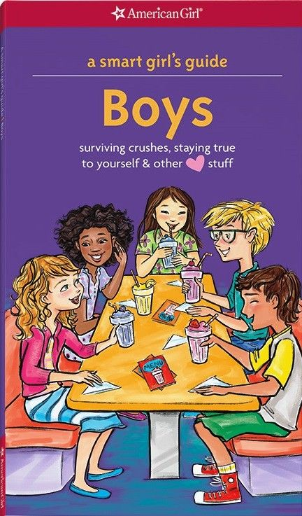 20 Mighty Girl Books for Tweens & Teens About Healthy ...