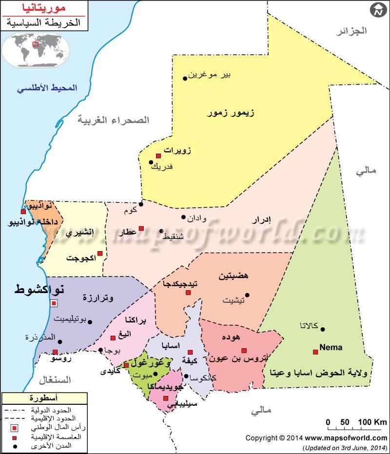 الجزائر خريطة Map Map Screenshot